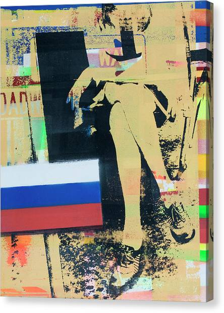 Exiled Canvas Print by Shay Culligan