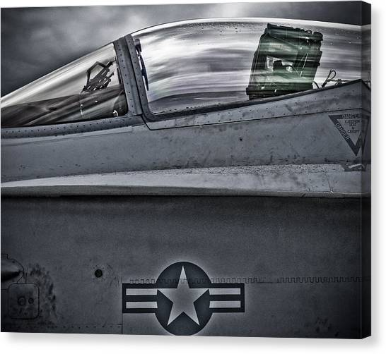 F-18 Super Hornet Canvas Print