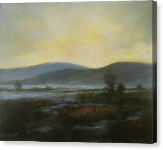 Flash Flood Sold Canvas Print