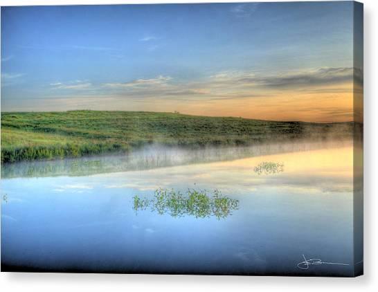 Fresh Day Canvas Print