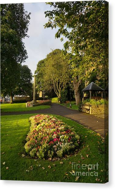 Places Canvas Print - Friary Gardens, Richmond by Smart Aviation