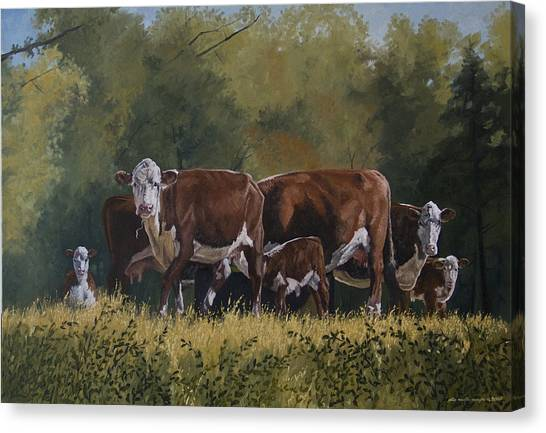 Generations Canvas Print by Peter Muzyka