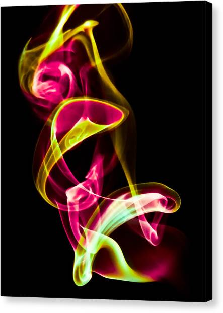 Ghost 1 Canvas Print