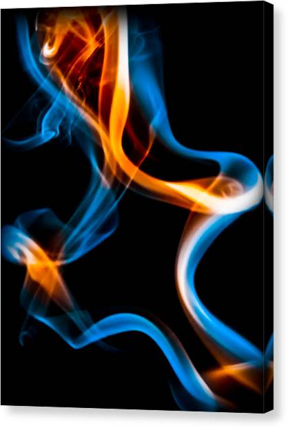 Ghost 10 Canvas Print