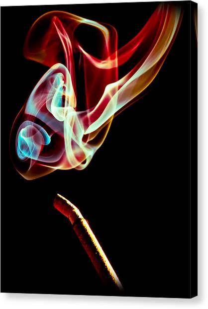 Ghost 14 Canvas Print