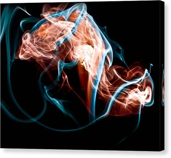 Ghost 2 Canvas Print