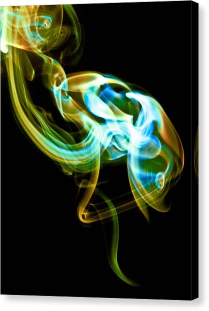 Ghost 3 Canvas Print