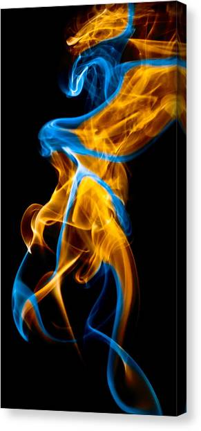 Ghost 7 Canvas Print