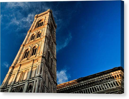 Giotto Canvas Print by Emilio Lovisa