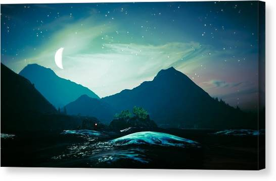 Grand Theft Auto Canvas Print - Grand Theft Auto V by Eloisa Mannion