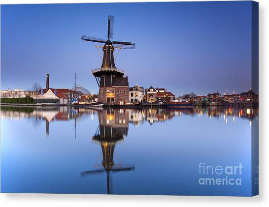 Haarlem Canvas Print by Andre Goncalves
