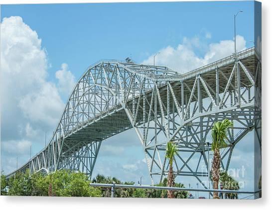 Harbor Bridge Canvas Print