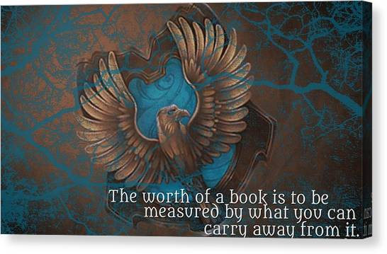 Harry Potter Canvas Print - Harry Potter by Super Lovely