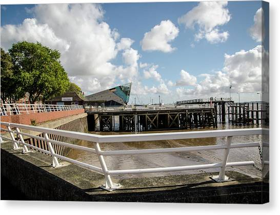 Hull Canvas Print