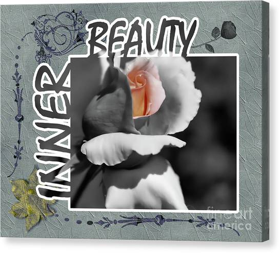 Inner Beauty Canvas Print