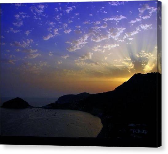 Ischia Awakens Canvas Print
