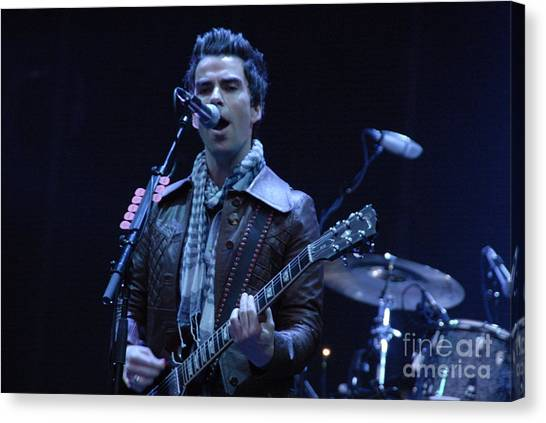 Kelly Jones Canvas Print