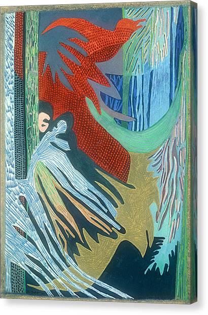 Kurunda Canvas Print by Sandra Salo Deutchman