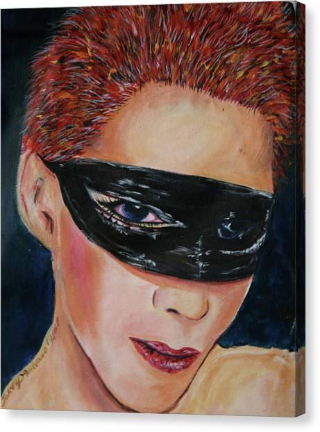 La-lennox Canvas Print by Joseph Lawrence Vasile