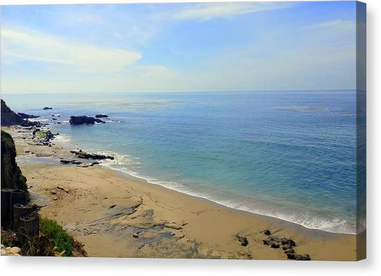 Laguna Beach California Canvas Print