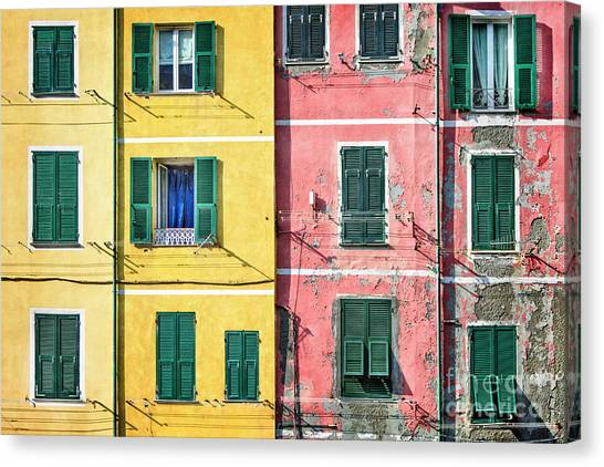 Urban Decay Canvas Print - Life In Color by Evelina Kremsdorf