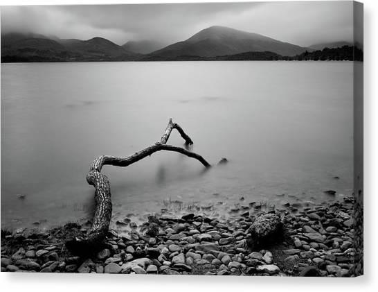 Loch Lomond Lake, Scotland Canvas Print