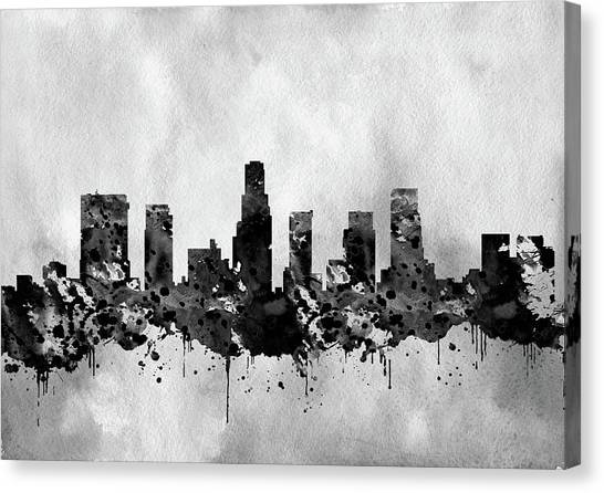 Los Angeles Skyline Art (Page #3 of 7) | Fine Art America
