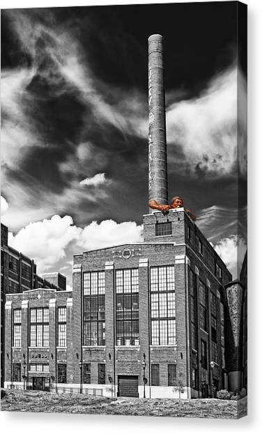 Connecticut Canvas Print - Lucky Strike by Tim Wilson