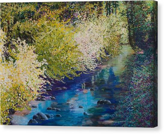 Luminous Canvas Print by Lucinda  Hansen