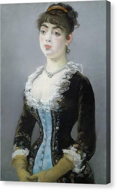 Madame Michel-levy Canvas Print