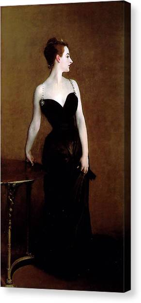 Madame X Canvas Print