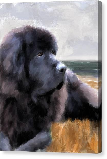 Marlene Canvas Print