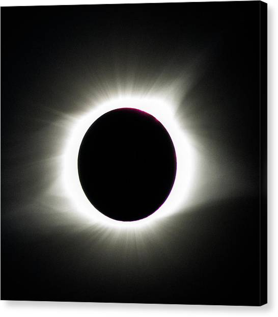 Maximum Totality Canvas Print