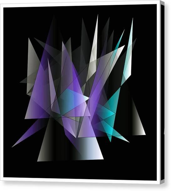 Modern 3 Canvas Print