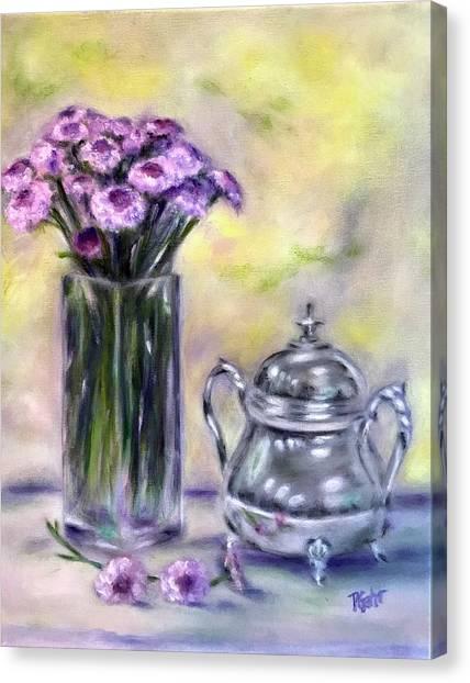 Morning Splendor Canvas Print