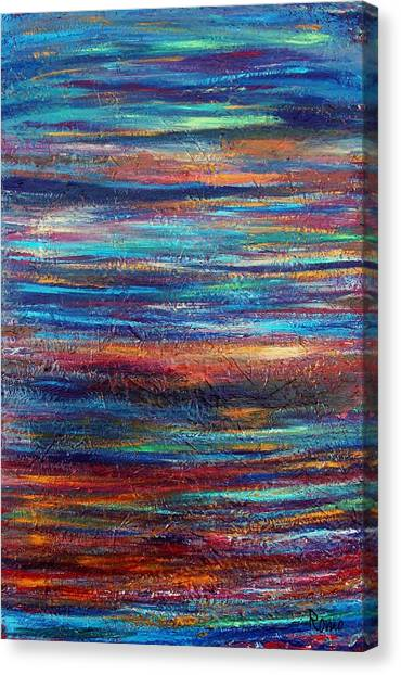 Nature Canvas Print by Robin Monroe