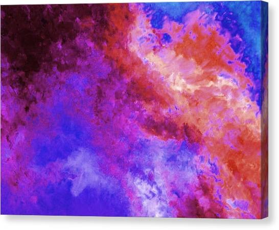 New Horizons Canvas Print by Herb Dickinson
