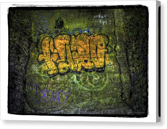 No.3 Canvas Print by Jerry Golab