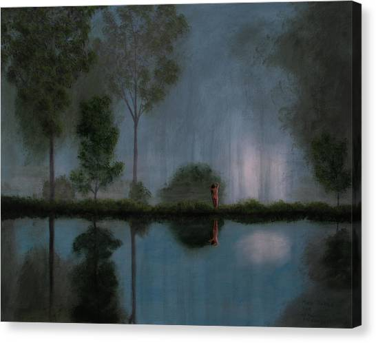Canvas Print - Nocturne by Mark Junge