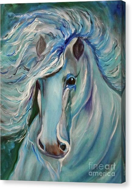 Palomino Jenny Lee Discount Canvas Print