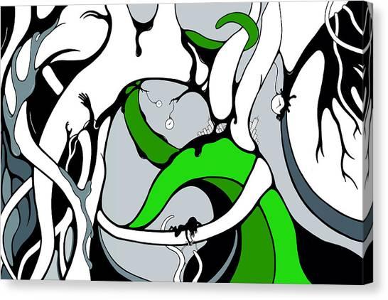 Parabys Canvas Print