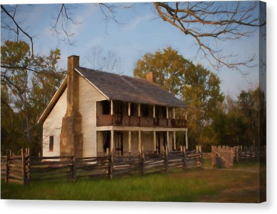 Pea Ridge Canvas Print