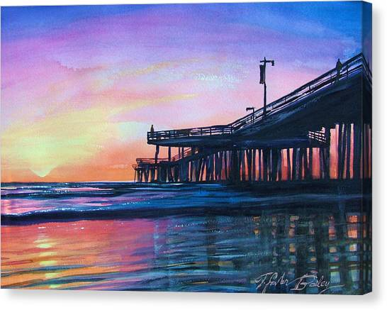 pismo beach canvas prints fine art america