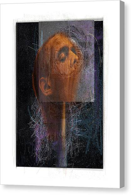 Popper Canvas Print by Nuff