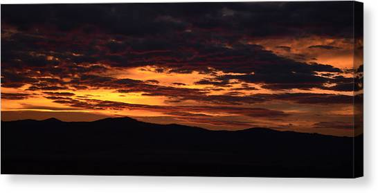 Prairie Sunrises Canvas Print - Prairie Sunrise by Whispering Peaks Photography