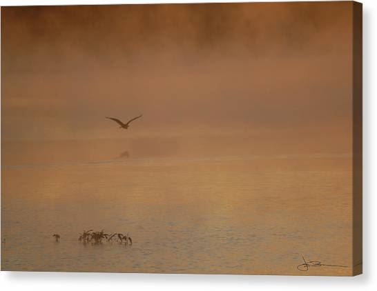 Primeval Dawn Canvas Print
