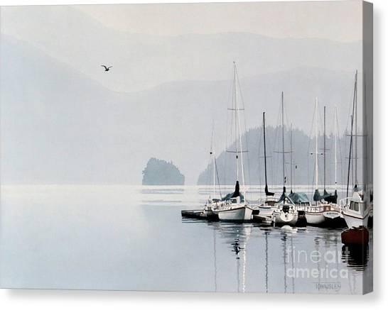 Private Refuge Canvas Print