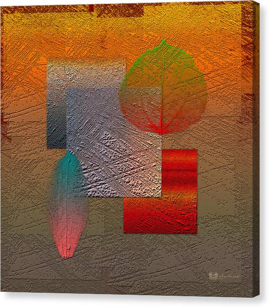 Pop Art Canvas Print - Quiet Sunset At The End Of Northern Summer  by Serge Averbukh