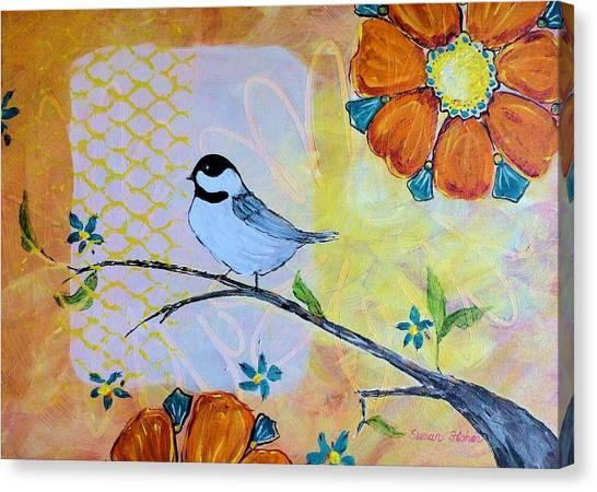 Rejoice Canvas Print