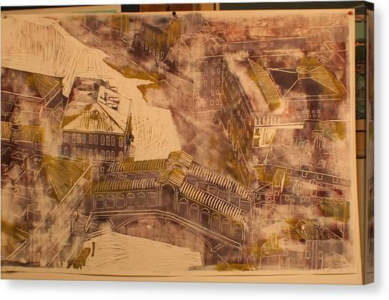 Rialto Bridge Canvas Print by Biagio Civale